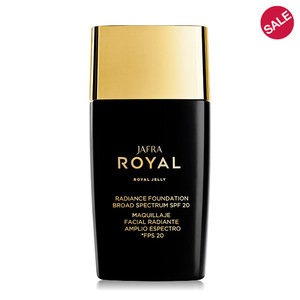 JAFRA ROYAL Radiance Foundation Broad Spectrum SPF 20