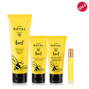 JAFRA ROYAL Boost Normal/Combination/Oily Skin Trio