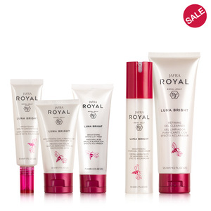 JAFRA ROYAL Luna Bright Duo + FREE Cleanser