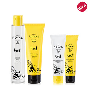JAFRA ROYAL Boost Cleanser + FREE Mask
