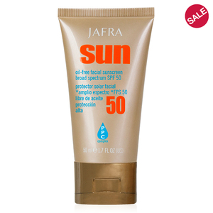 Oil-Free Facial Sunscreen Broad Spectrum SPF 50