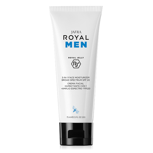 JAFRA ROYAL Men 3-in-1 Face Moisturizer Broad Spectrum SPF 20