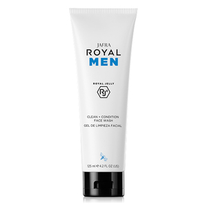 JAFRA ROYAL Men Clean & Condition Face Wash