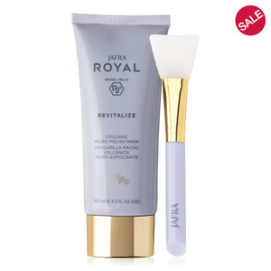 Duo JAFRA ROYAL Revitalize Volcanic Mask