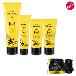 JAFRA ROYAL Boost Ritual Normal/Combination/Oily Skin