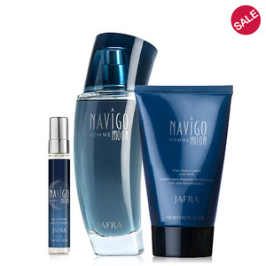 Navîgo Moon Homme Set