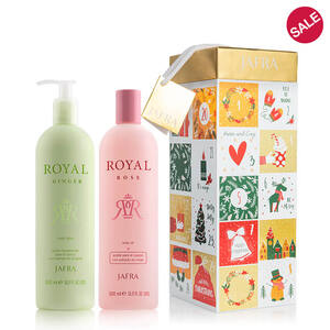 Royal Rose & Royal Ginger 2 FOR $49