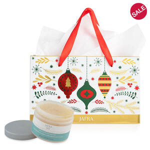 Ginger and Sea Salt Body Rub + Gift Bag