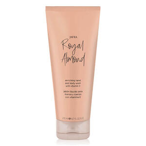 Royal Almond Enriching Hand and Body Wash with Vitamin E