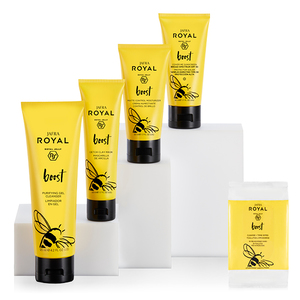 JAFRA ROYAL Boost Ritual - Normal/Combination/Oily Skin