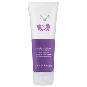 Night Care for Hands with Shea Butter