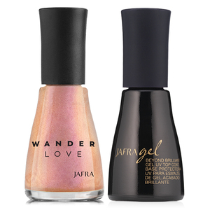 Wanderlove Gel Nail Lacquer & UV Gel Top Coat