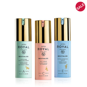 JAFRA ROYAL Revitalize Serums