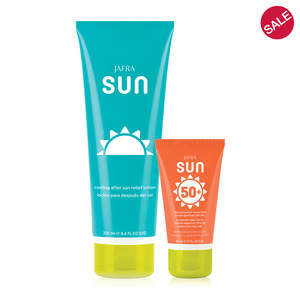 JAFRA Sun 2 FOR $36