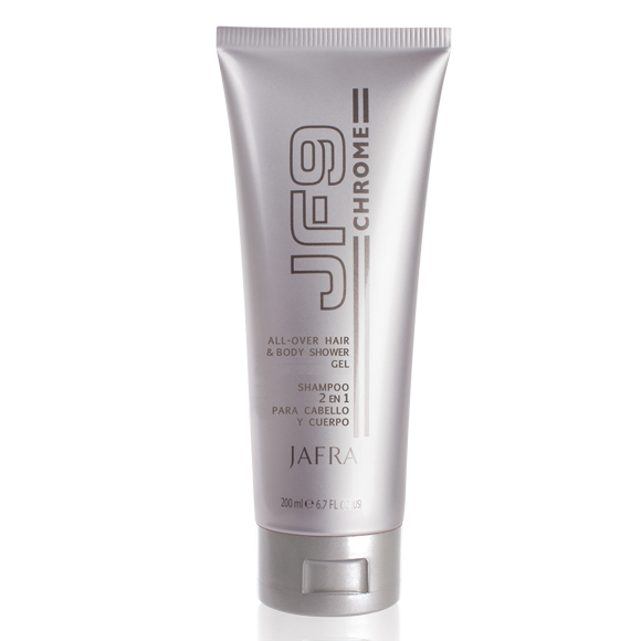 JF9 Chrome - All-Over Hair & Body Shower Gel