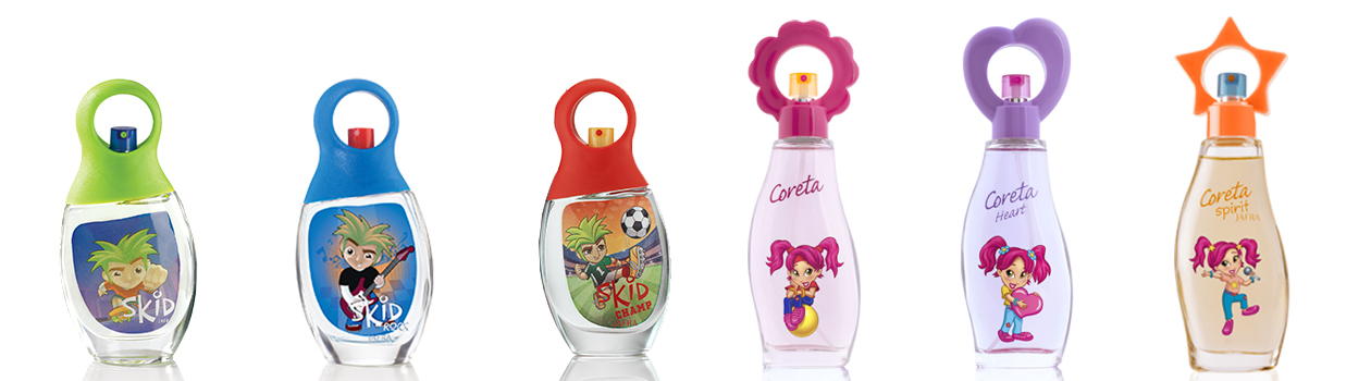 Category Banner Fragrance Coreta