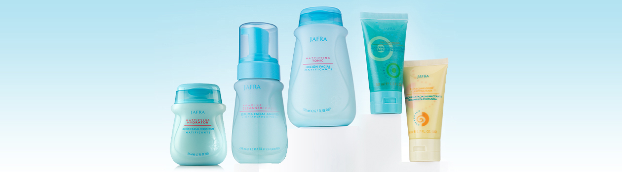 CATEGORY BANNER SKINCARE JAFRA TEENS