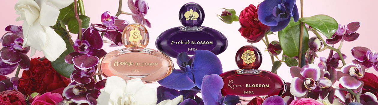 Category Banner Fragrance Blossom Collection