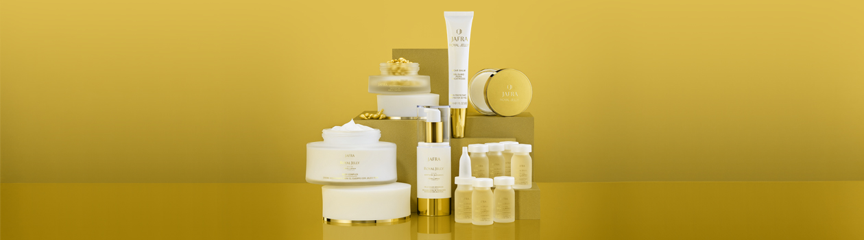 CATEGORY BANNER SKINCARE ROYAL JELLY CLASSIC