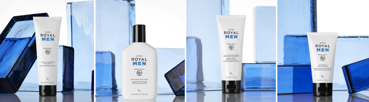 CATEGORY BANNER SKINCARE JAFRA ROYAL MEN