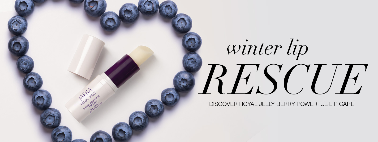Discover Royal Jelly Berry Powerful Lip Care