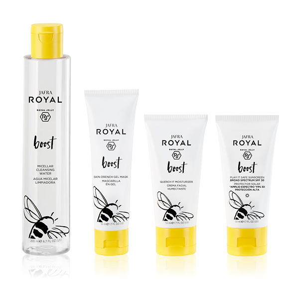 Boost Ritual (Dry/Sensitive Skin)
