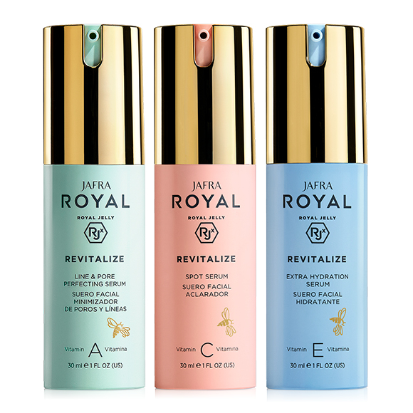 ROYAL Revitalize Serums