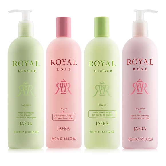 Royal Rose & Royal Ginger Bonus Size