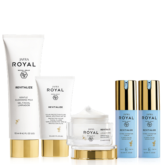 StayRoyal Revitalize Ritual - Créme E & E