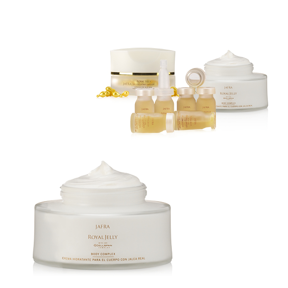 Royal Jelly Body Complex Duo