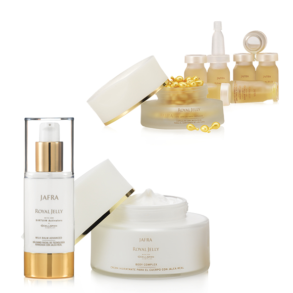 Royal Jelly Classic Trio