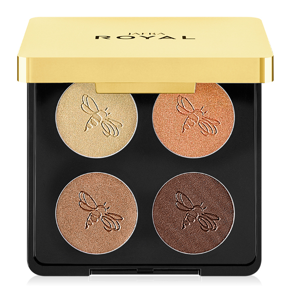 JAFRA ROYAL Luxury Eyeshadow Quad