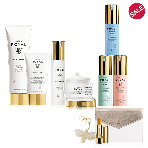 JAFRA ROYAL Revitalize Ritual