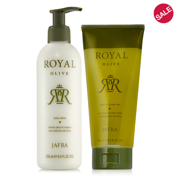 Royal Olive Duo