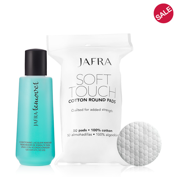 Nail Lacquer Remover Duo