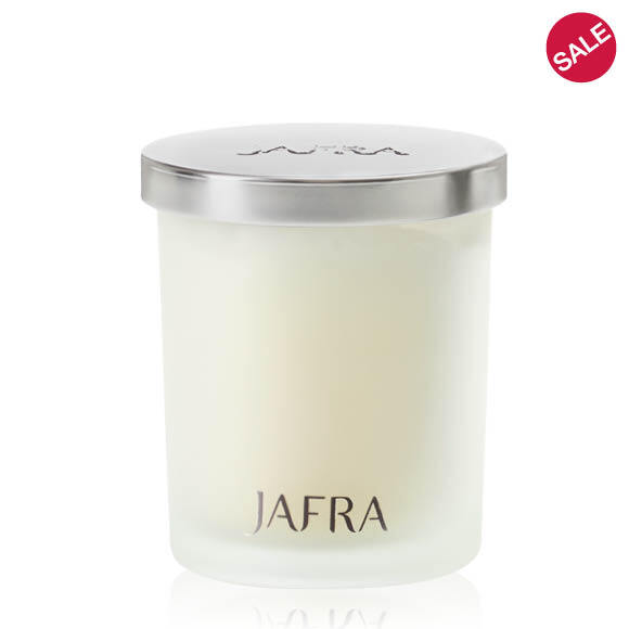 JAFRA Spa Candle Ginger and Eucalyptus