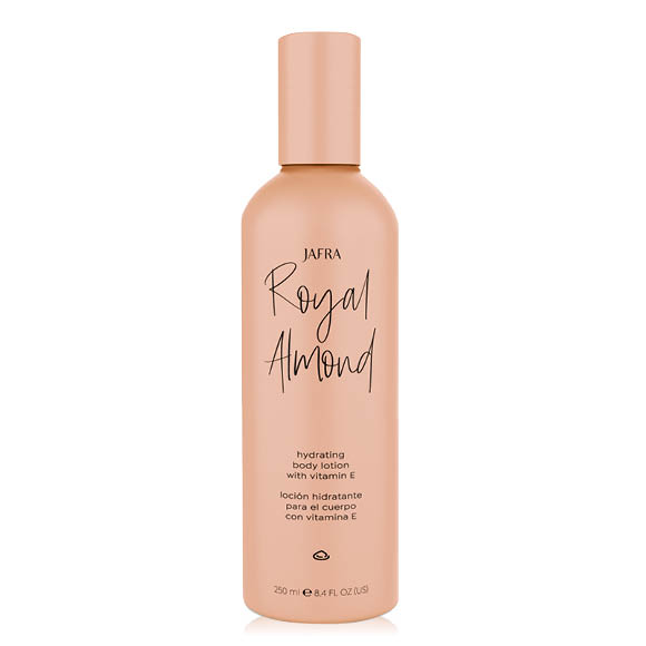 Royal Almond Hydrating Body Lotion with Vitamin E