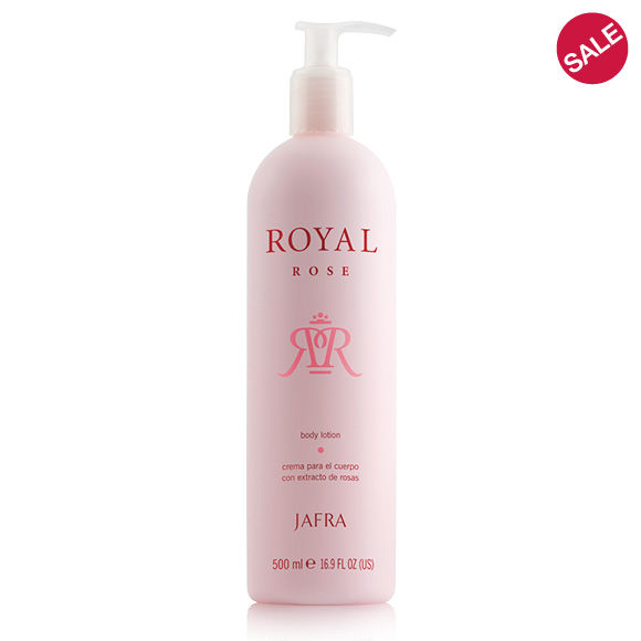 Royal Rose Body Lotion