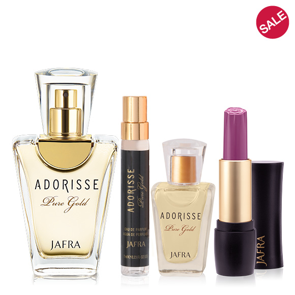 Adorisse Pure Gold Gift Set