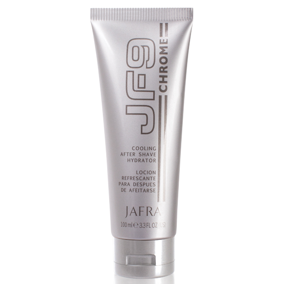 JF9 Chrome Cooling Aftershave Hydrator
