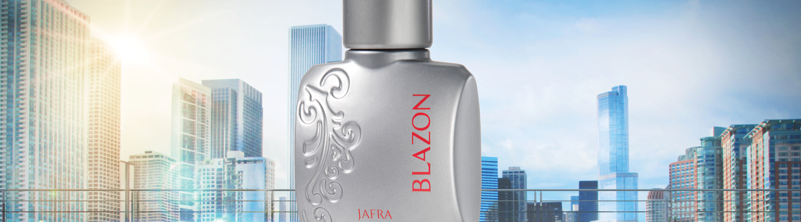Category Banner Fragrance Blazon