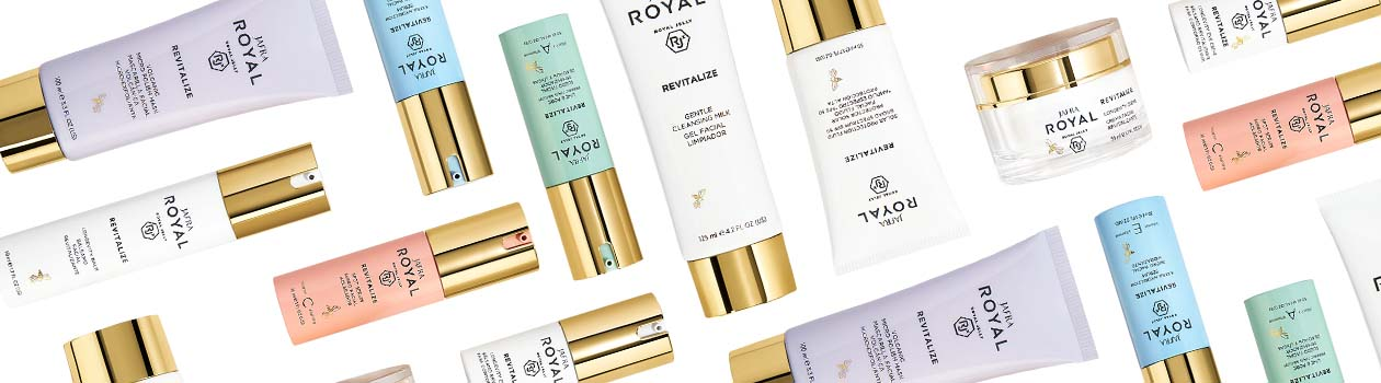 CATEGORY BANNER SKINCARE JAFRA ROYAL REVITALIZE