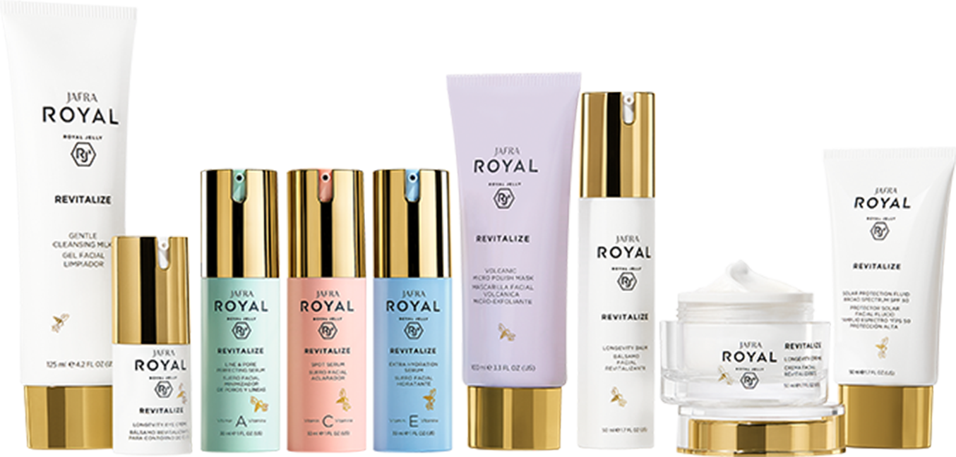 Royal Jelly Product Line